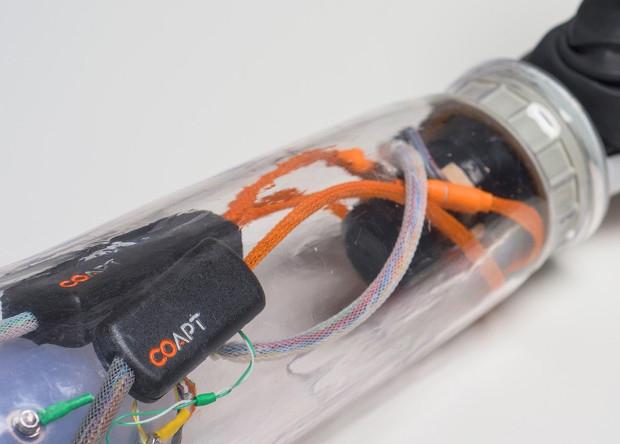 Уникальное обновление для бионических рук