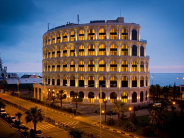 В Батуми открыли «Colosseum Marina Hotel»