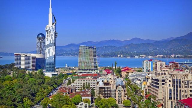 В Батуми планируют построить 75-этажный небоскреб с гостиницей и казино