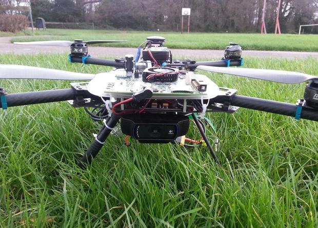 В Британии создан дрон, самостоятельно распознающий объекты