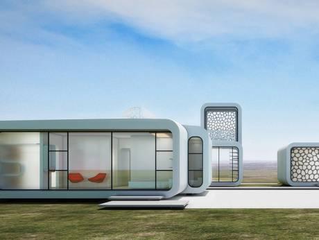 В Дубае хотят возвести первое в мире 3D-печатное офисное здание