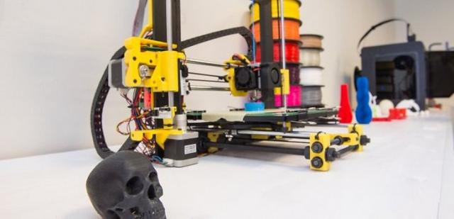 В эстонских школах появятся разборные 3D-принтеры