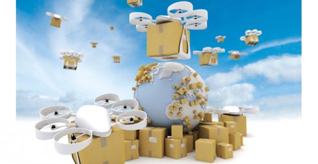 В июле дроны будут осуществлять доставку по США