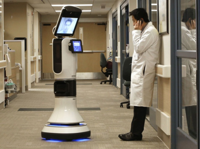 In which sectors robots may replace us?