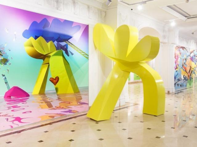В Киеве презентовали 3D-печатную скульптуру из концептуальной композиции «Судный день»