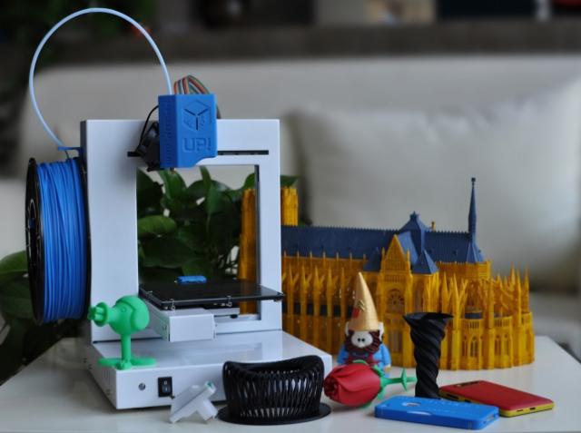 В Краматорске собрали недорогой 3D-принтер