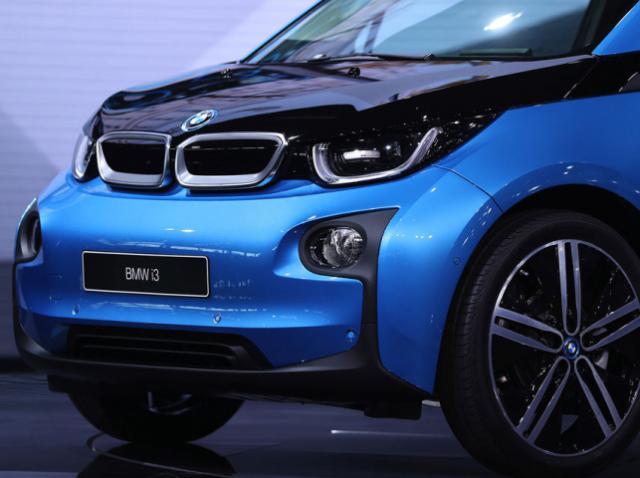 В Москве открылся каршеринг автомобилей BMW