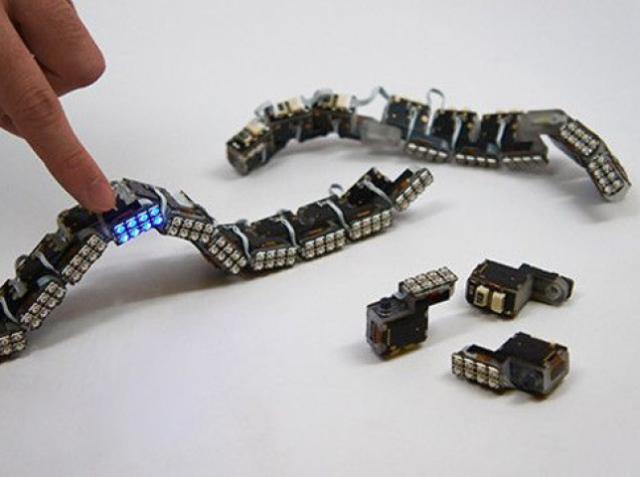 В МТИ создали мультифункционального модульного робота