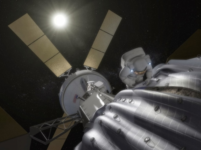 В NASA хочуть добути частку астероїда