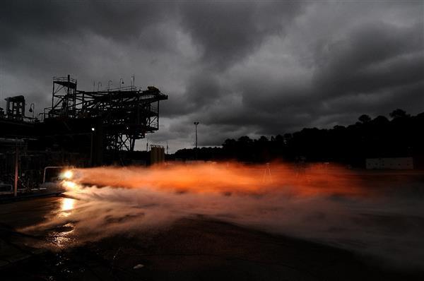 В NASA успешно испытали двигатель, распечатанный на принтере