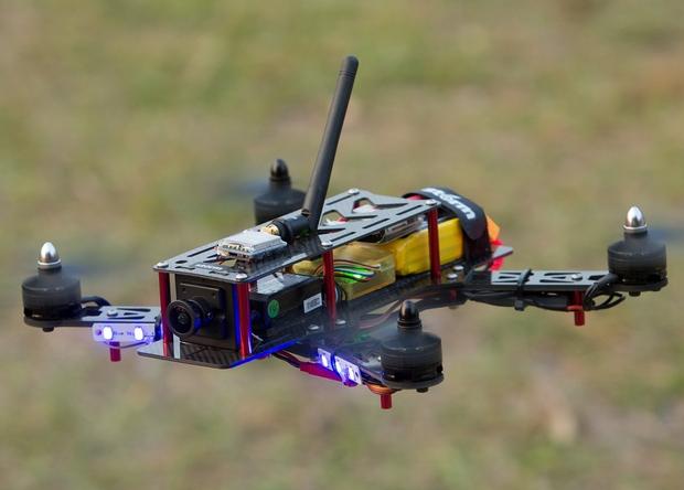 В ОАЭ пройдут гонки летающих дронов с призом в $1 млн