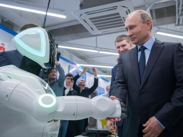 В Перми продолжают совершенствовать 3D-роботов