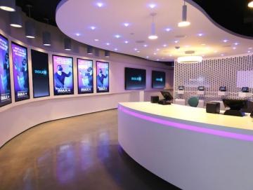 В первом кинотеатре IMAX VR используют шлемы HTC Vive и StarVR