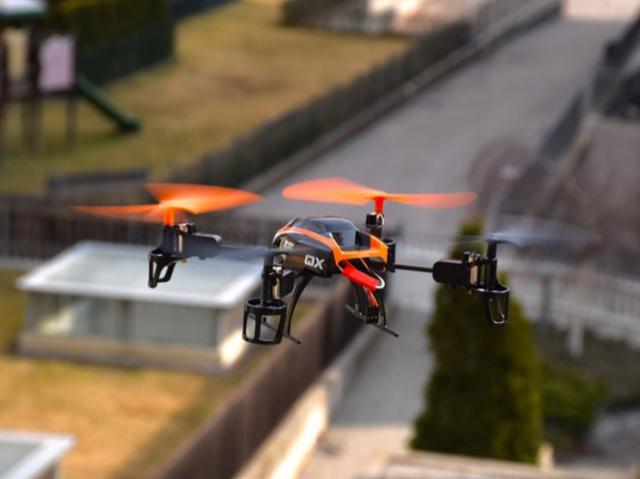 В РФ введена обязательная регистрация дронов