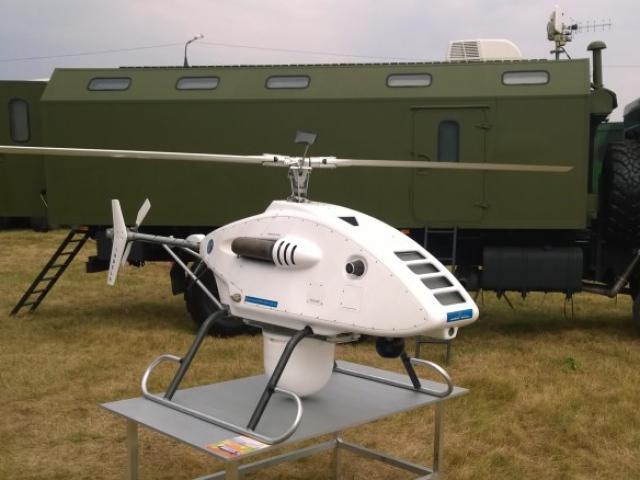 В России создадут разведывательный вертолет-беспилотник