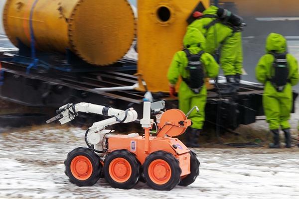 В России создают роботов-аватаров для работы в опасных условиях