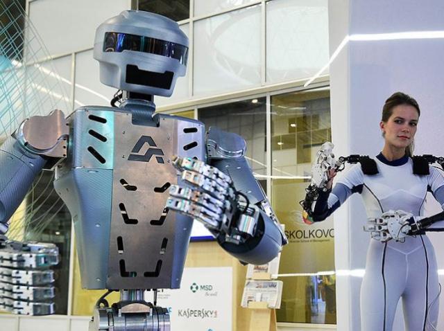 В России возьмутся за решение проблемы правового статуса роботов
