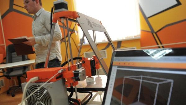 В Самаре создали принтер, печатающий шоколадом
