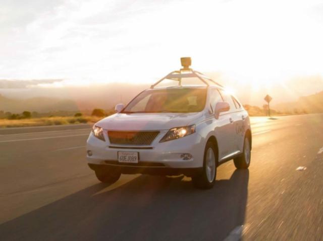 У Сан-Франциско через Uber замовляють безпілотний автомобіль