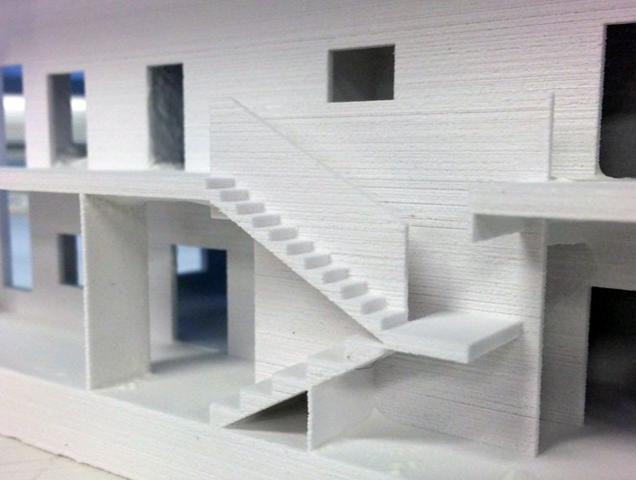 В Швеции появилась 3D-печать по дереву