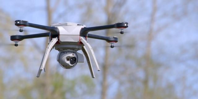 В США дронов заставят проходить регистрацию