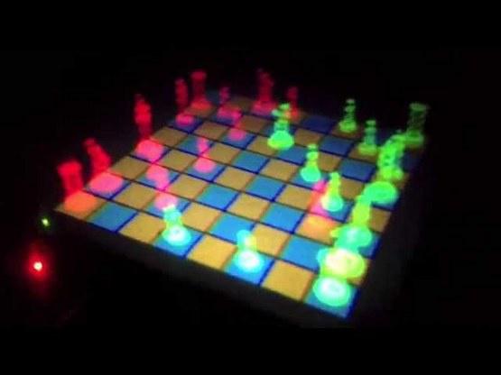 В США создали новую голографическую технологию: 3D-печать светом