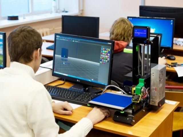 В стране проходят отборочные этапы второй Всероссийской олимпиады по 3D-печати
