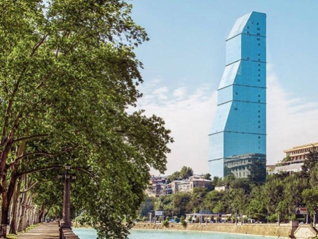 В тбилисском отеле «Билтмор» может быть открыто казино