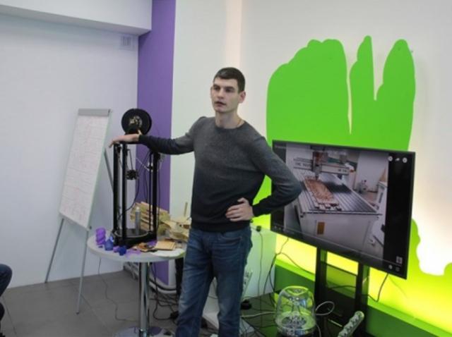 В технополисе «Москва» детей будут учить 3D-печати и конструированию робототехники