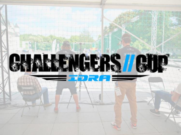 В Вильнюсе прошли гонки дронов IDRA Challengers Cup
