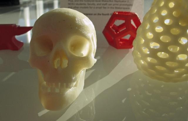 В Японии разработали дешевый метод 3D-печати пластиковых копий человеческих органов