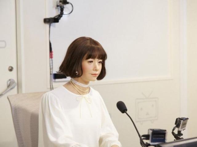 В Японии создали очередного андроида-женщину