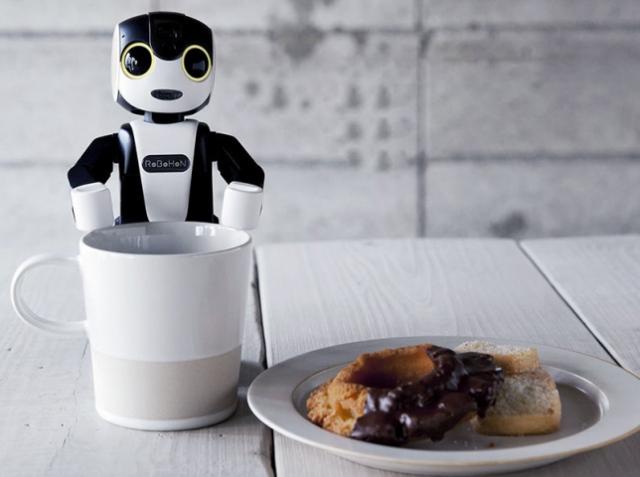 В Японии туристов будут сопровождать роботы-гиды