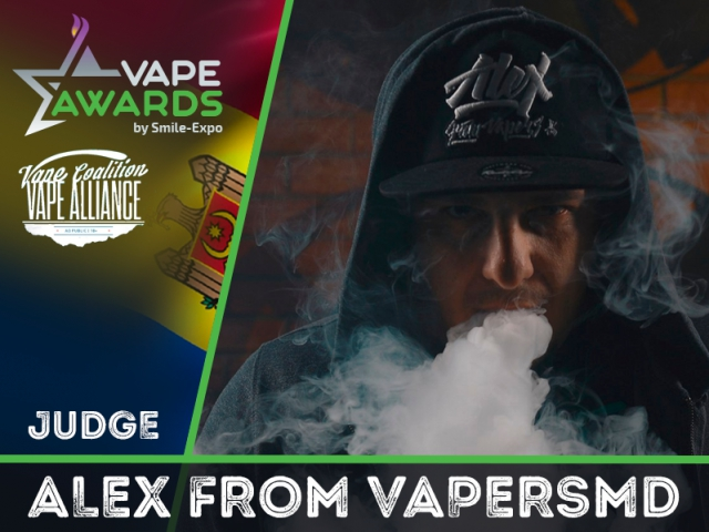 Vape Alliance & Vape Coalition определят лучших на Vape Awards at VAPEXPO Moscow 2017