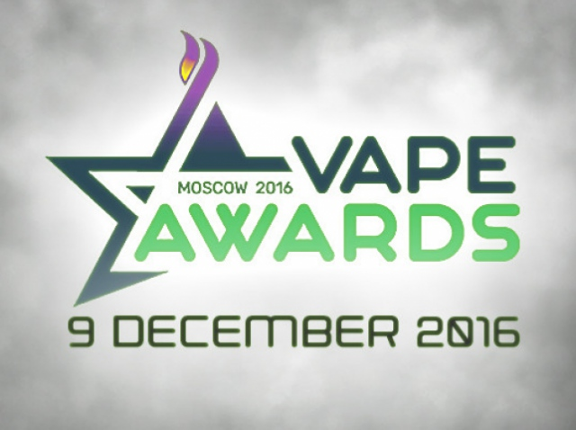 VAPEXPO AWARDS 2016: Moscow will determine the best vape industry representatives