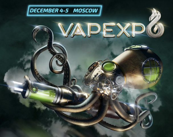 Vapexpo Moscow: first day report
