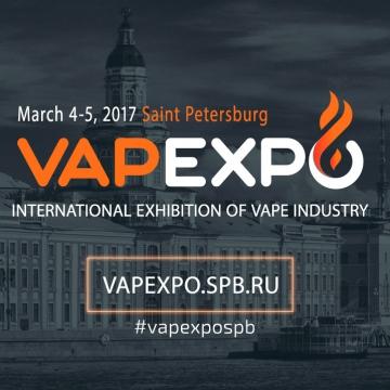 VAPEXPO Saint Petersburg: the top vape get-together
