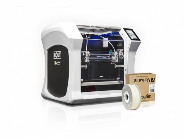 Verbatim выпустит филамент для 3D-печати на полипропилене