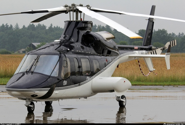 Вертолетная компания Bell создает детали с помощью 3D-принтеров EOS
