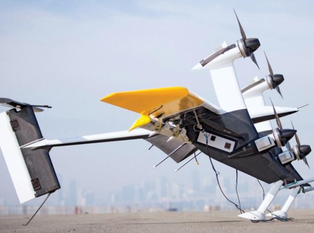 Ветрогенератор от Makani Power успешно прошел испытания