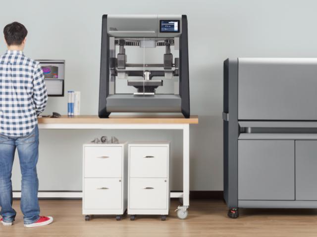 Выборочное лазерное спекание (SLS) в трехмерной печати
