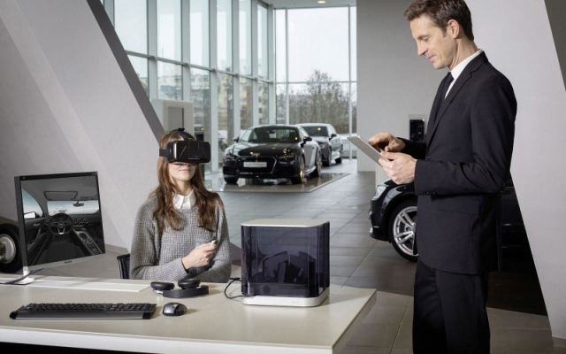 Virtual Reality Now Available for Audi Consumers