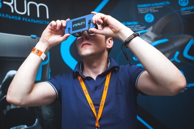Virtual and Augmented Reality captivated Moscow public within AR Conference 2016