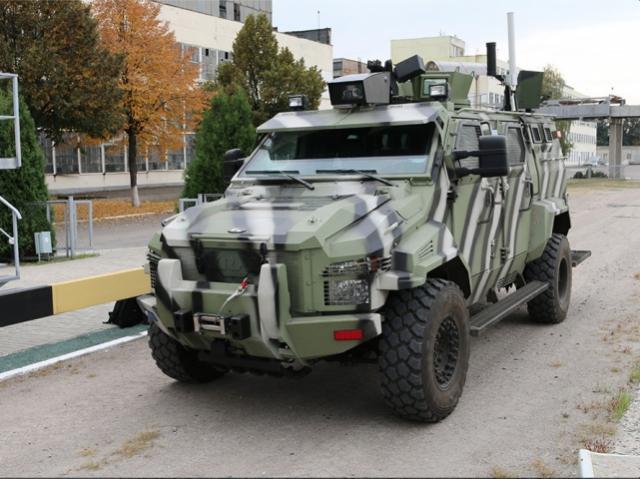 Вышел первый украинский беспилотный автомобиль