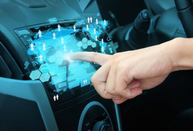 Выставка-конференция про умные автомобили: Топ-3
