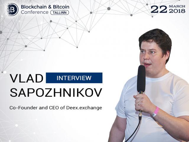"Vlad Sapozhnikov: ""Big smart money"" are coming to blockchain"