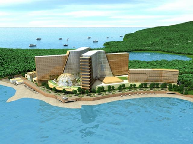 строительство казино в бухте муравьиной приморский край