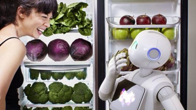 Возьмите на прокат… робота