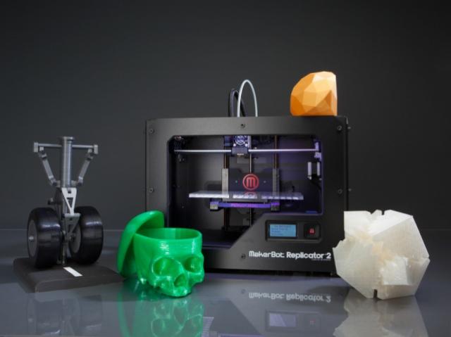 Возможности 3D-принтера безграничны
