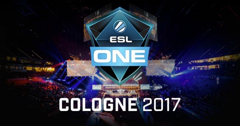 VP G2A «вилетіли», а Na'Vi має шанс перемогти в ESL One: Cologne 2017